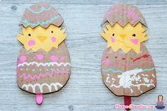 L'oeuf de Pâques pop-up Easter, Pop Up, Blog, Mom, Easter Activities, Popup, Blogging