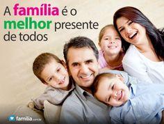Familia.com.br | Como o #amor #ajuda a manter sua #familia #unida. #conexoesfamiliares