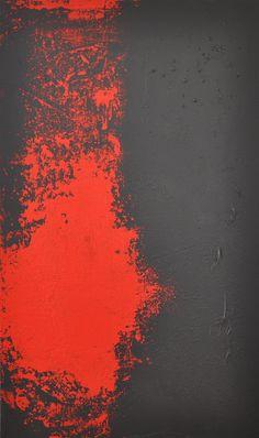 abstract painting, abstrakte Kunst, abstrakte Malerei, Acrylmalerei, 100 x 60 x 3 cm, Raut