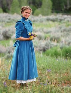 www.cattlekate.com store womans-western-wear 1800s-period-attire-western-dresses bustle-dress