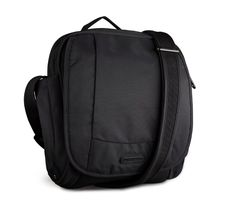 Amazon.com: Pacsafe Luggage Metrosafe 200 Gii Shoulder Bag, Black, One Size: Clothing