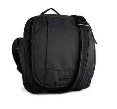 Amazon.com: Pacsafe Luggage Metrosafe 200 Gii Shoulder Bag, Black, One Size: Clothing