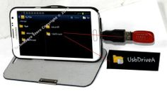 USB Host Samsung OTG Adapter USB Micro Smartphone