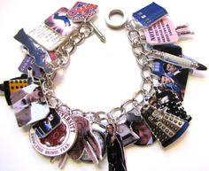 Dr. Who Charm Bracelet
