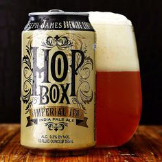hop box imperial ipa