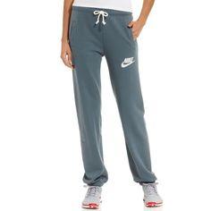 Nike Pants, Rally Straight-Leg Sweatpants $55