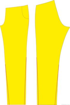 Úpravy střihů: kalhoty – Caramilla.cz Socks, Fashion, Dressmaking, Moda, Fashion Styles, Sock, Stockings, Fashion Illustrations, Ankle Socks