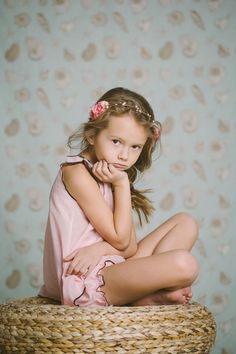 Girly Girl Outfits, Cute Little Girls Outfits, Little Girl Models, Cute Girl Dresses, Kids Outfits Girls, Cute Girls, Kids Girls, Young Girl Fashion, Preteen Girls Fashion