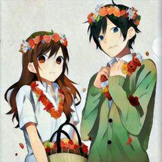 I love the manga n the anime of this