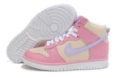 Nike Dunk High Women Shoes