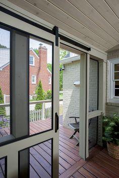 Screened In Deck, Screened In Porch, Diy Porch, Screened Porch Designs, Screen House, Porch Kits, Custom Porch, House With Porch, Porch Design