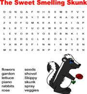 Letter Word For Sweet Smelling