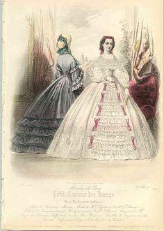 Robes de soirée Victoria et Elizabeth