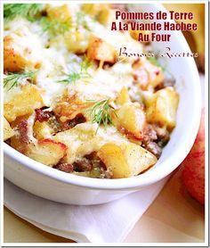 pommes de terre au four a la viande hachee1
