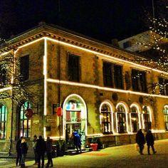 Instagram photo by @anomedie via ink361.com Trondheim, Street View, Christmas, Instagram, Xmas, Navidad, Noel, Natal, Kerst