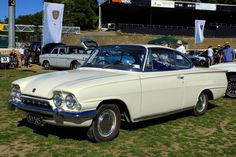 1963 Ford Capri