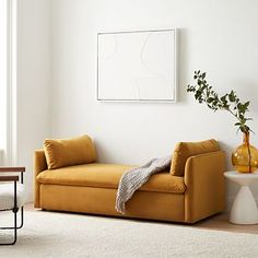 Small Space Living, Small Spaces, Daybed Couch, Trundle Daybed, Bed Bench, Sofa Beds, Couches, Cozy Cloud, Oversized Furniture
