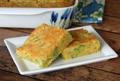 Easy and Delicious Broccoli Cornbread with Cottage Cheese