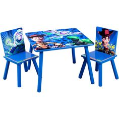 Disney - Toy Story Square Table and Chairs Set $49.88