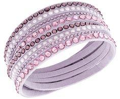 Slake Pink Deluxe Bracelet - Gifts - Swarovski Online Shop