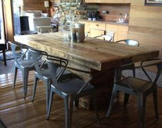 rustic reclaimed kitchen - Google Search
