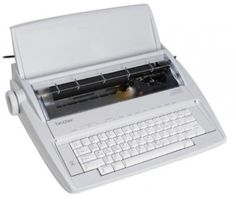#Brother ML-100 #ElectronicTypewriter that includes both the Standard US English & #InternationalDaisyWheels.