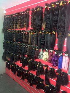 Luxury Virgin hair,supply salons and hair shops.  More than 13 different style i...  #different #luxury #salons #shops #style #supply #virgin
