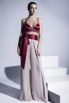 Designer Harri Cheal, Contour Fashion BA (Hons)