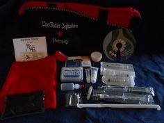 TGI Store - The Glider Initiative  supplies for Glider emergency kits, VERY CHEAP!!