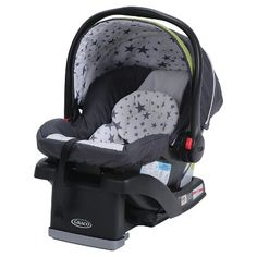 Graco Snugride 30 Click Connect Infant Car Seat - This is what I want for Baby Em!