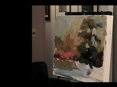 loose painting with Carol Hallock - series of lessons 10 min                      YouTube
