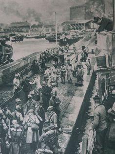 WWI, Salonika