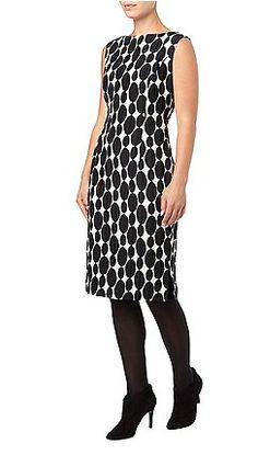 Phase Eight - Orla Oval Jacquard Dress