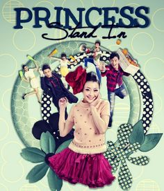 """New Taiwanese drama """"Princess Stand In"""" Want to watch, I know its not Korean, but I don't have another place to pin it"""
