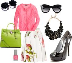 """""""Spring"""" by la0510 on Polyvore"""