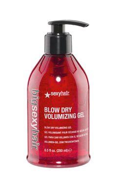 Sexy Hair Big Sexy Hair Blow Dry Volumizing Gel