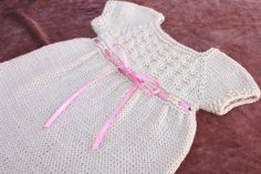 Ravelry: Principessa Dress pattern by Amy Curletto