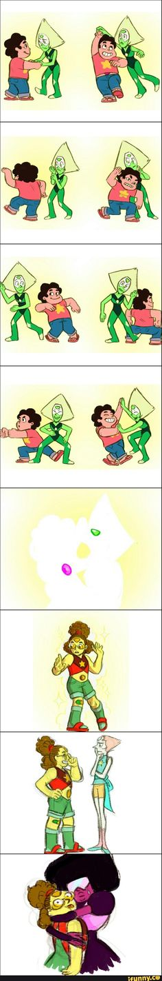 stevenuniverse, crystalgems, peridot