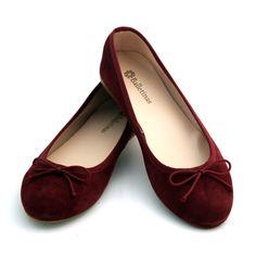 Kastanjebruine schoenen, Classic past schoenen, schoenen van vrouwen, nauwe schoenen, herfst-winter schoenen, slip ons schoenen, lederen schoenen, ballet platte schoenen, mode, schoenen door Balletinas op Etsy https://www.etsy.com/nl/listing/255195071/kastanjebruine-schoenen-classic-past