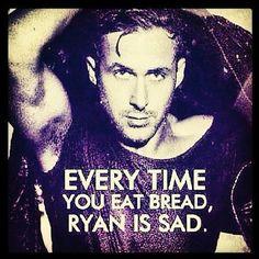 Ryan is sad :