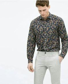 Zara men ss15 great look