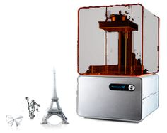 3D Printer Package..........What an amazing idea! If the cost can be really low, so low as to be affordable for everyone like the regular 2D printer we are using now, modeling or craft arts will enter a new stage.