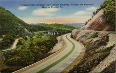 Lincoln Highway, Everett, Pennsylvania