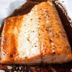 Nashi Food | Nadja | Recipes (@nashifood) • Instagram photos and videos Salmon Marinade, Teriyaki Salmon, Fish Recipes, Seafood Recipes, Cooking Recipes, Roast Pumpkin, Pumpkin Soup, Honey