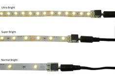 Ultra Bright Flexible Led Strip Prices Starting At 7 00 Kitchen Under Cabinet Lightingcabinet