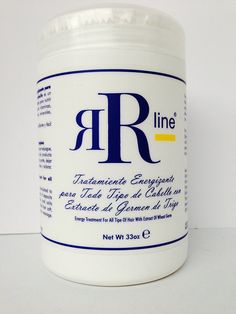 Rr Line Energy Treatment for All Time of Hair with Extract of Wheat Germ 33 Oz ** You can get more details by clicking on the image.