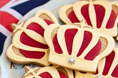 Diamond Jubilee cookies