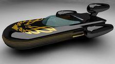 Pontiac Firebird Landspeeder