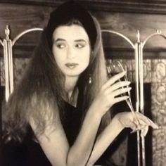 Me, 1991, fashion shoot