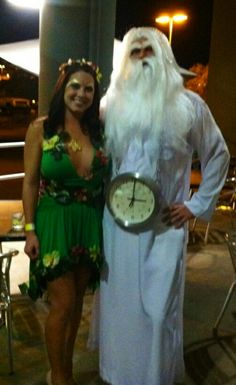 Mother Nature and Father Time